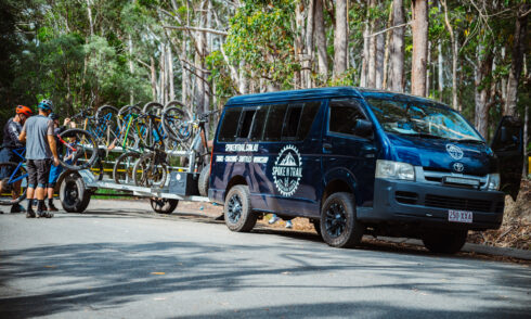 Mountain Bike Shuttles