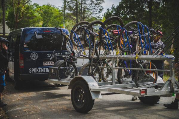 Mountain Biking Shuttles