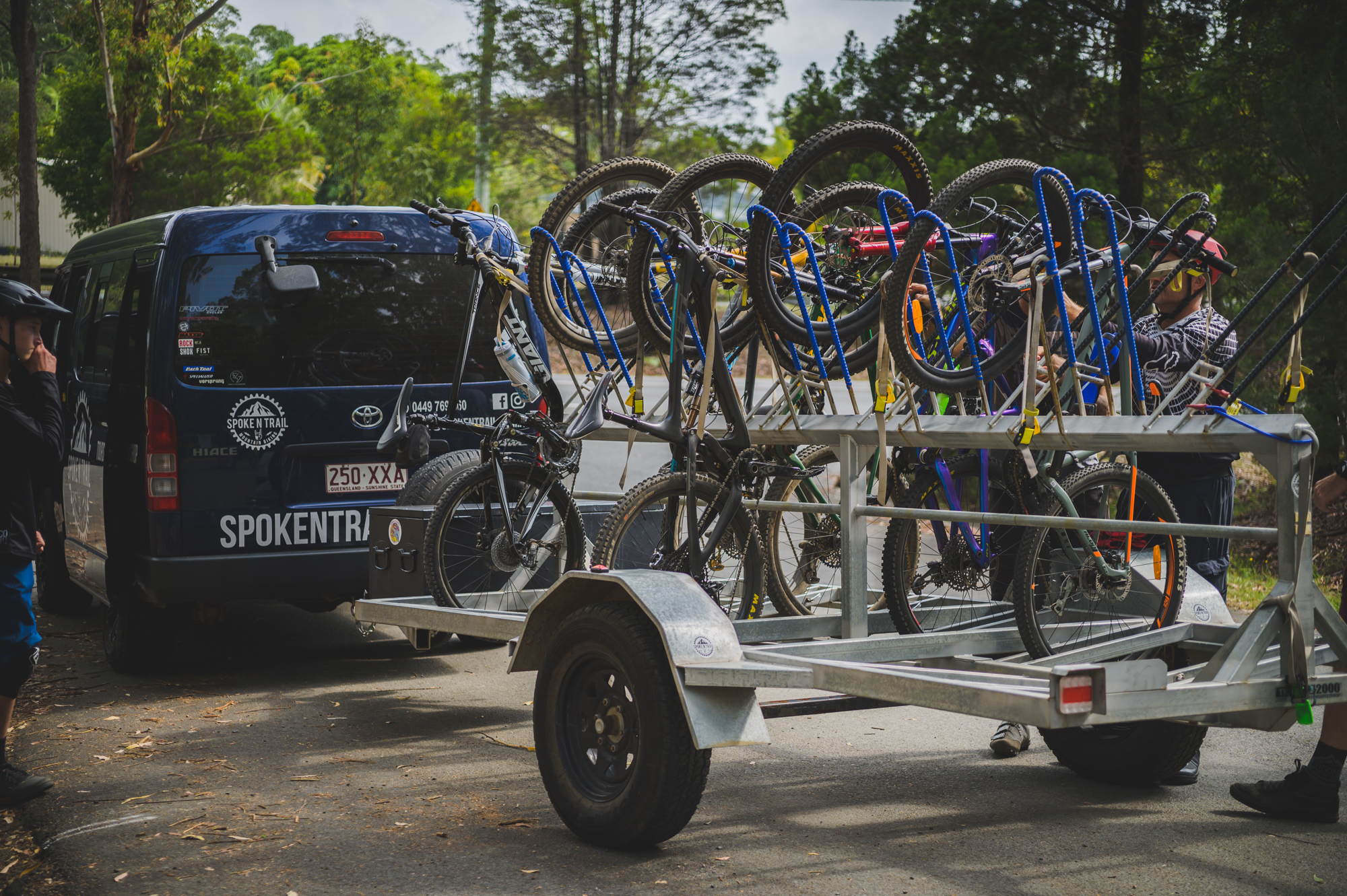 Mountain Biking Shuttles