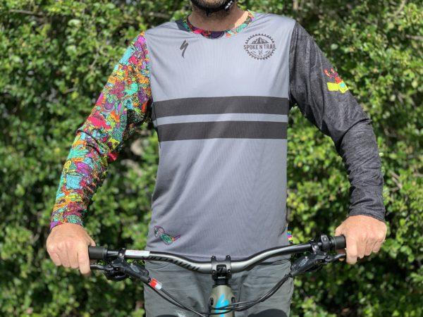 Mountain Biking Jersey