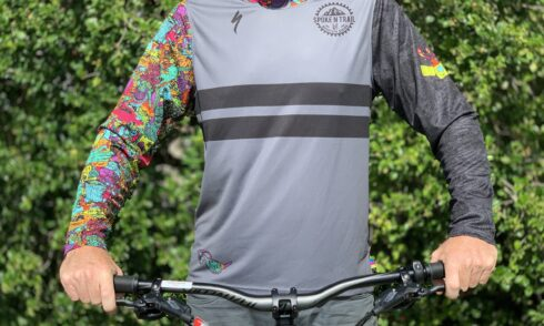 Mountain Biking Jersey